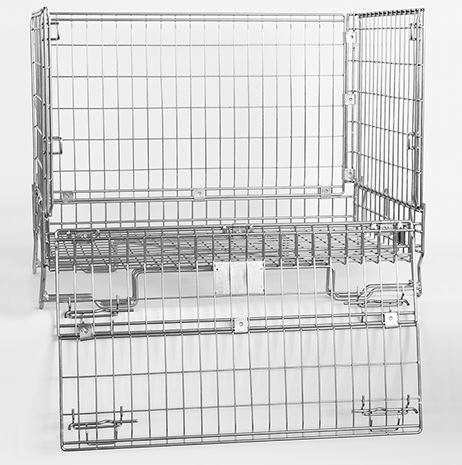 Conteneurs fils pliantsMaxi-Industrie – 180°