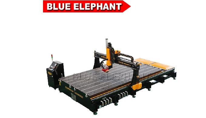 Blue Elephant 2646 atc Деревообрабатывающий фрезерный станок с ЧПУ для деревянной двери