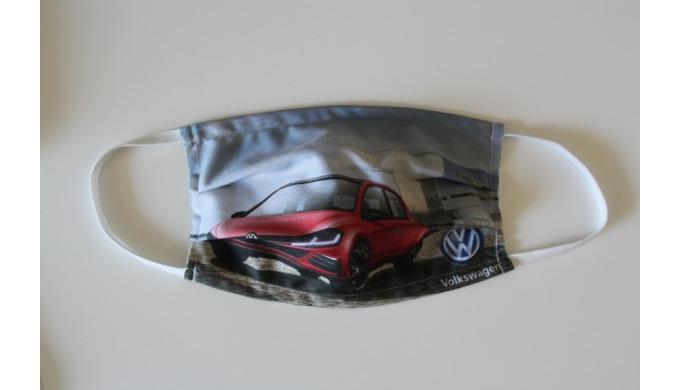 """Produktinformationen """"Bedruckbare Mehrwegmaske aus Stoff"""""""