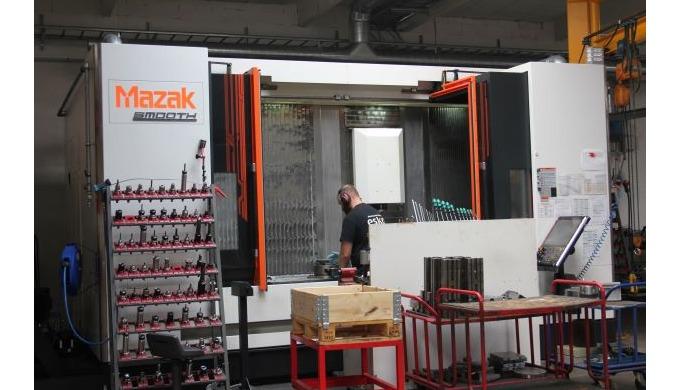 Et af vores kompetenceområder er CNC fræsning, hvor vi producerer alt fra fræsning i serier fra enke...