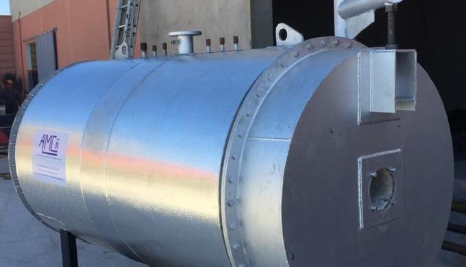 Chaudière industrielle ( a vapeur, à fluide thermique et eau chaud)