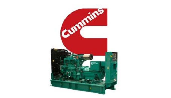 Plantas eléctricas de emergencia CUMMINS