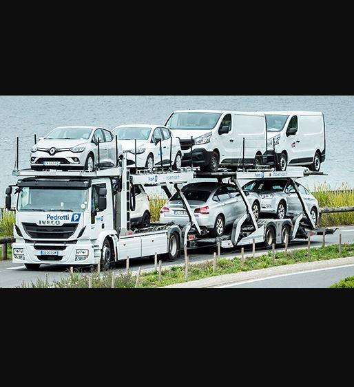 PEDRETTI propose d'effectuer le transport de véhicules pour les particuliers : Move My car. Nous pre...