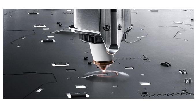 Las máquinas TruPunch de TRUMPF permiten mecanizar una gran variedad de piezas de forma flexible. Su...