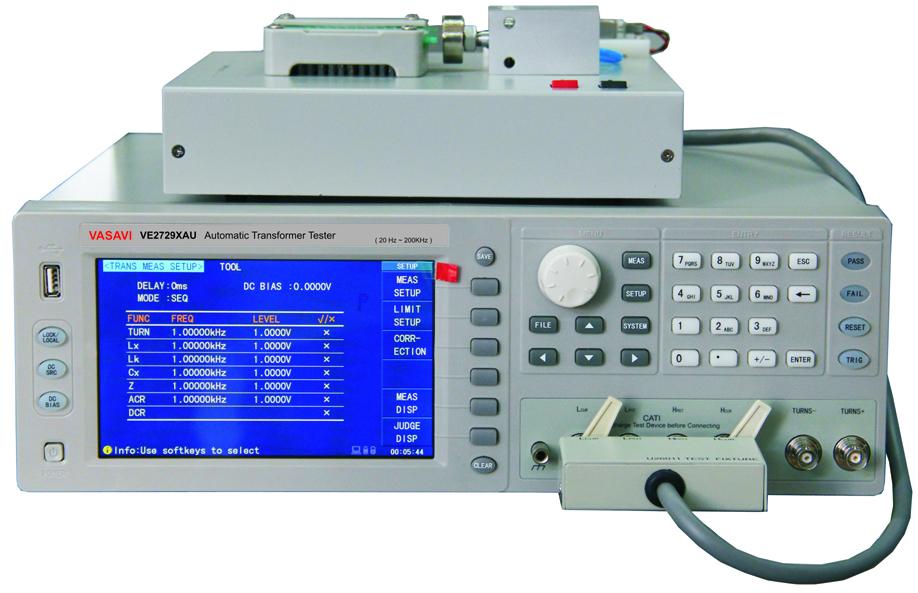 200KHz Automatic Transformer Tester