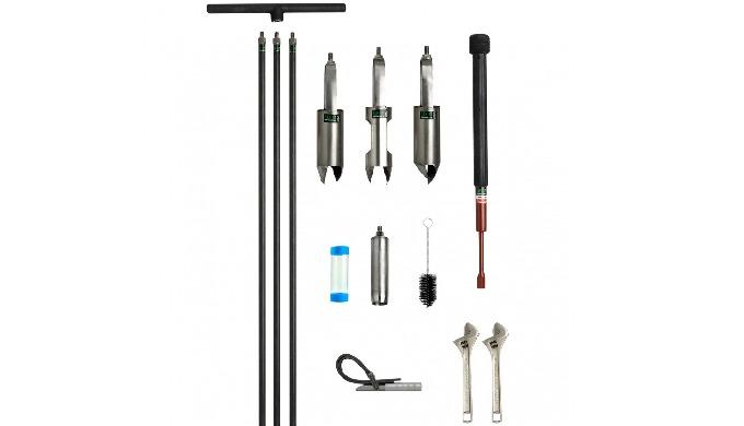Image01: Mallette complète pour les prélèvements des sols - CCS12100 Kit complet permettant de faire...