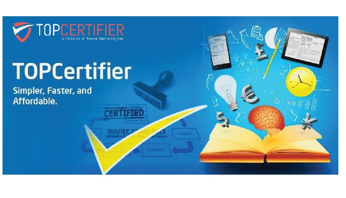 Top Certifier helps your organization certify for ISO, CMMI, CE and other international certificatio...