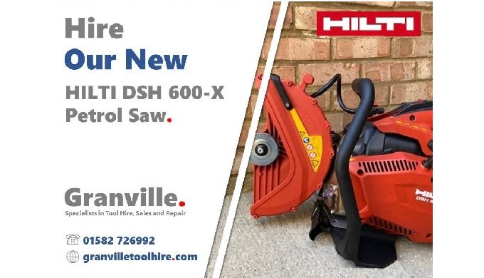 We're excited to announce our new agreement with Hilti and the addition of the Hilti DSH 600-X Petro...