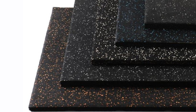 NAME: PREMIUM RUBBER TILE SPECIFICATION: 2mm EPDM mat on the surface THICKNESS: 15 - 50mm or customi...