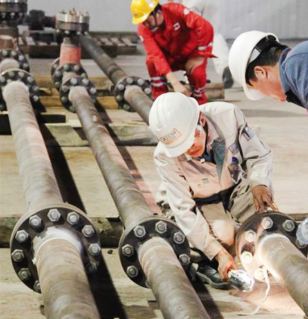 JCC has specialized in prefabrication and installation of high pressure pipeline and hydraulic pipel...