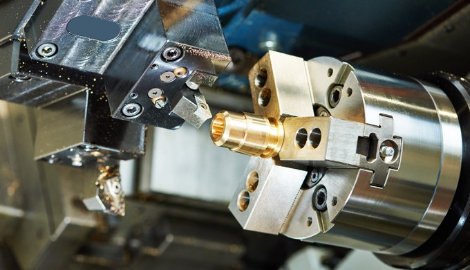 Automatendrehteile, Präzisionsdrehteile aus Bronze und Messing Unsere Kernkompetenz liegt in der Fer...