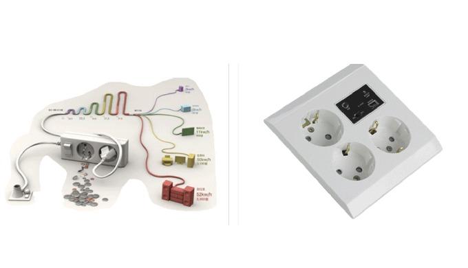 Standby Power Blocking Socket | water leak test