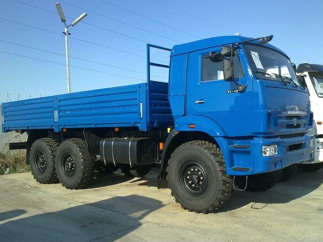 Camioane grele KAMAZ 65117