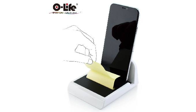 When you answer the mobile, can't find the paper to write down the message? Here is the solution – o...