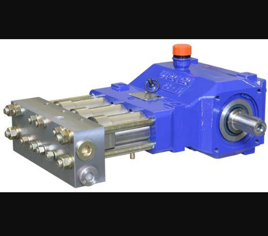 Pompes haute pression avec des rendements mécaniques élevés: Pompe P3-10