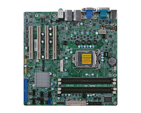 Rich I/O: 2 Intel GbE, 10 USB 2.0, 6 COM Multiple expansion: 1 Mini PCIe, 4 PCI, 6 SATA 1 DVI-I, 1 V...