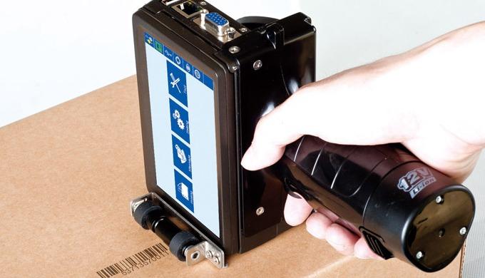 Impresora portátil TIJ. Tecnologia HP 2.5.