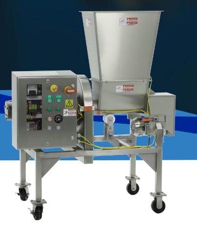 Le Processeur Comitrol®, modèle 3600F d'Urschel, s'adapte parfaitement aux environnements à petit vo...