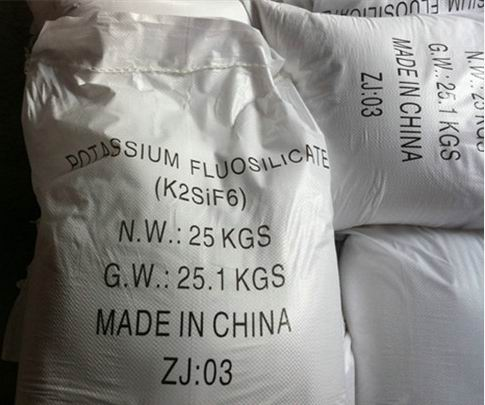 Best Quality Factory Supply Industrial Grade 98% K2sif6 Potassium Fluosilicate