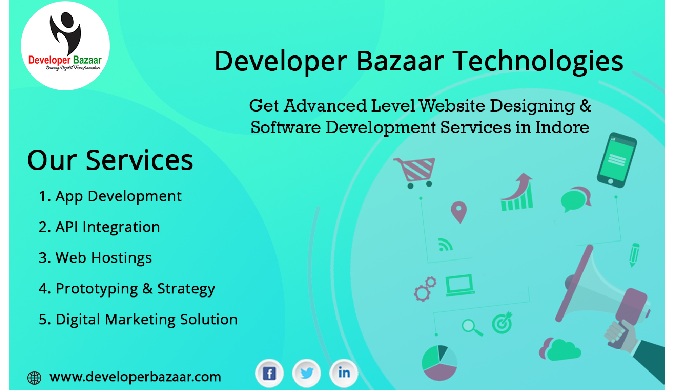 Developer Bazaar specializes in website design and development services. Our web experiences are hig...