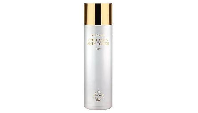 Collengen skin toner 120ml, 300ml l anti aging collagen skincare products