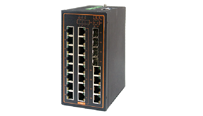 EH7520 Series / Industrial Ethernet Switch / Industrial PoE Switch