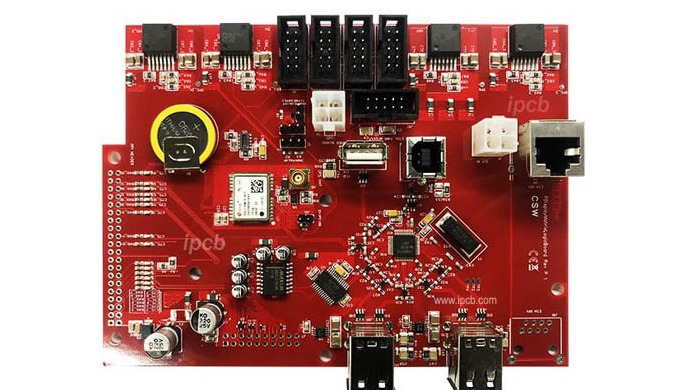 PCBA electronic product assembly and processing se réfère au fabricant de traitement électronique po...