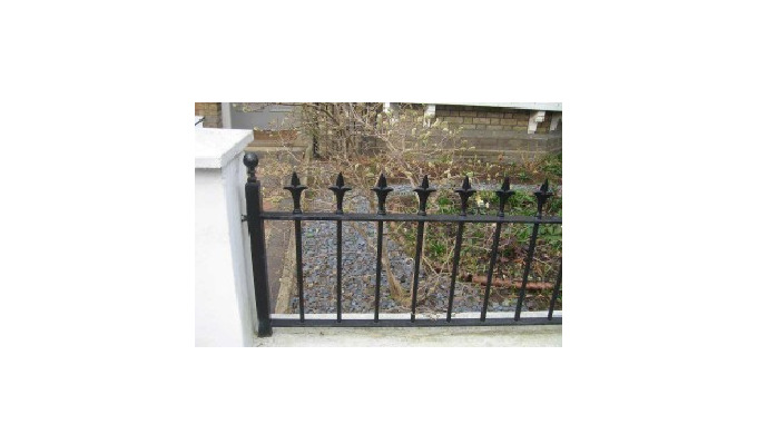 Steel Makers are the leading railings fabricators in Kingston upon Thames. We specialise in designin...