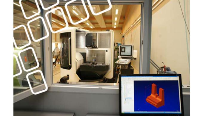 Mit unseren modernsten CAM unterstützten Bearbeitungsmaschinen verfügen wir im Werkzeugbau über eine...
