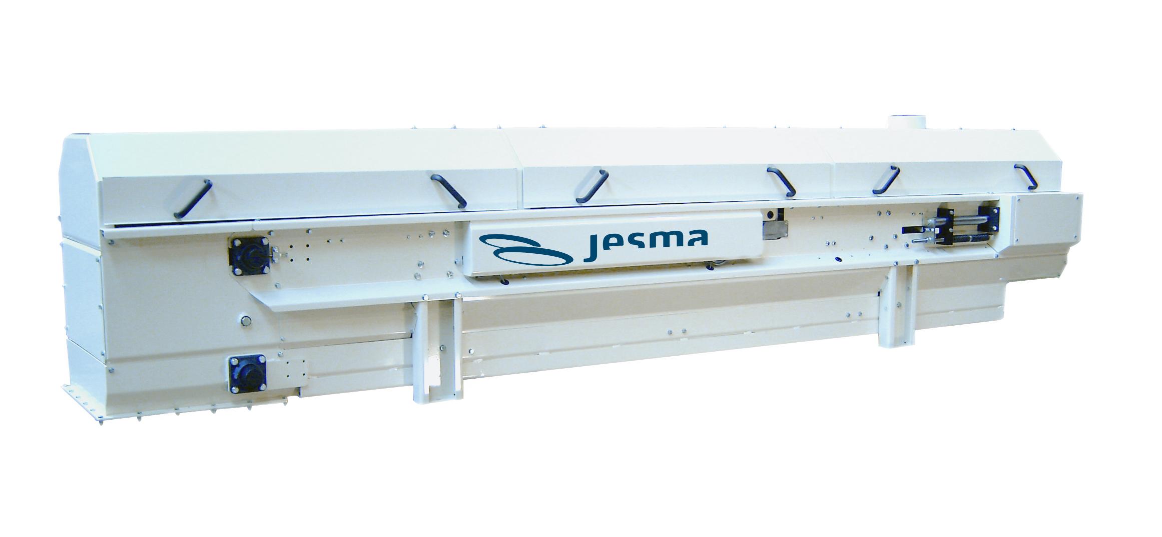 Båndvægten JesBelt A fra Jesma giver en meget stabil og nøjagtig vejning af bulk-materialer. JesBelt...