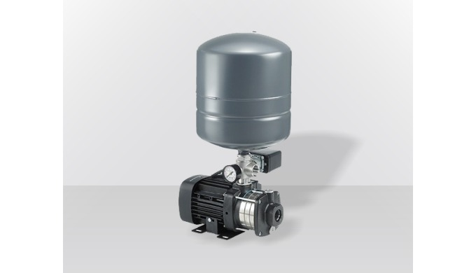 Grundfos CM Domestic Water Pressure Booster Pump. A small booster pump with gigantic potential!!! Th...