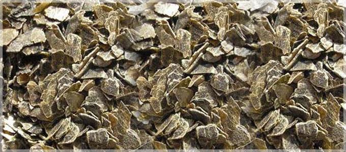 Vicore - Raw Vermiculite
