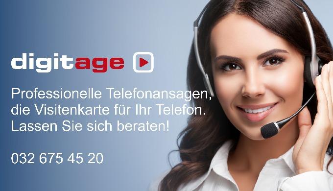 Professionelle Telefonansagen für Firmen und Privatpersonen Nutzen Sie Ihren Anrufbeantworter optima...