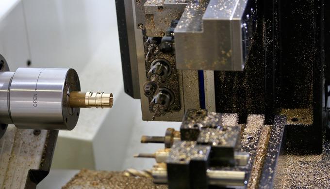 CNC Dreh- und Frästeile aus Bronze, Messing oder Kupfer Unsere Kernkompetenz liegt in der Fertigung ...