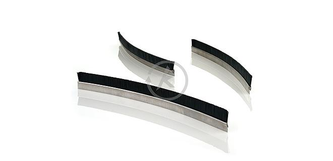 Streifen- und Abdichtbürsten