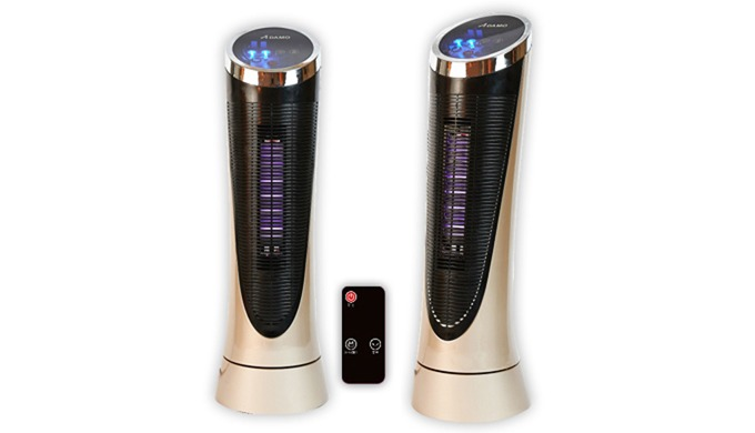 Photocatalytic air purifier (domestic)