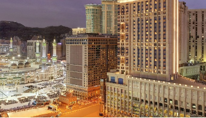 Let the team of Hilton Suites Makkah welcome you with open arms on your next visit to Mecca. Rising ...