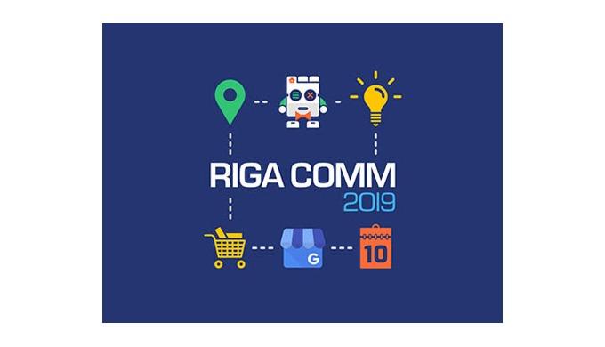 Latvijas Tālrunis tehnoloģiju konferencē RIGA COMM 2019