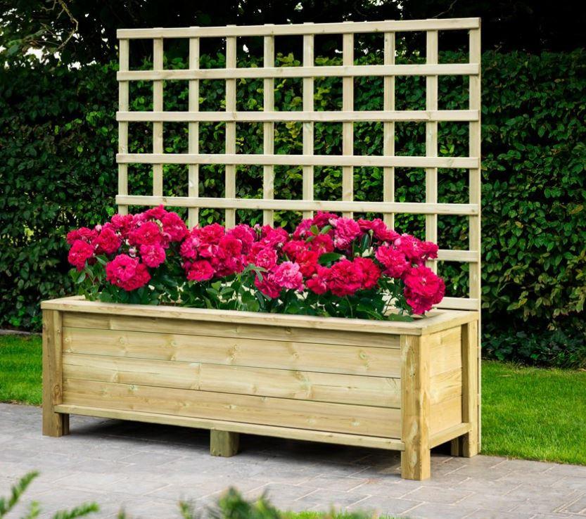 Pour sublimer votre jardin, passez votre commande pour avoir nos magnifiques jardinières Colibri. Ca...