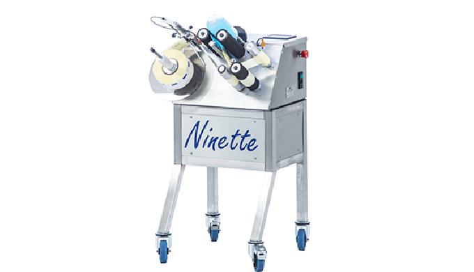 Ninette 1 - étiqueteuse semi-automatique
