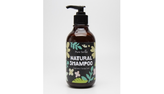 PURE VALLEY_Natural Hair Shampoo