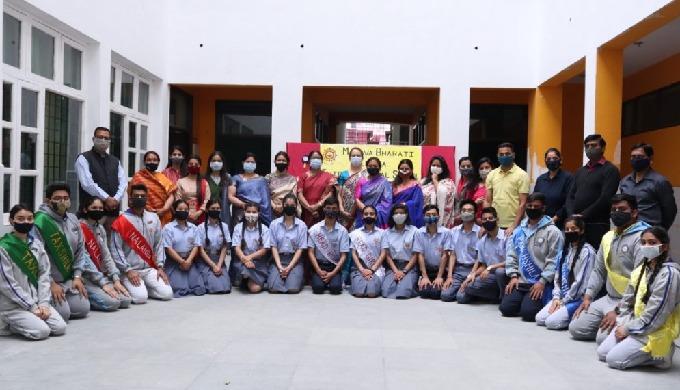 Manava Bhartis Indian Intenational School Dehradun (MBIIS) is one of the best CBSE Board co-educatio...