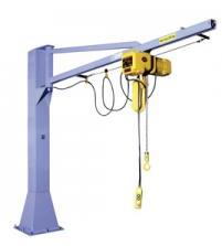 PMH Svängkranar är ett effektivt och rationellt hjälpmedel för att öka lyft- utrustningens arbetsomr...