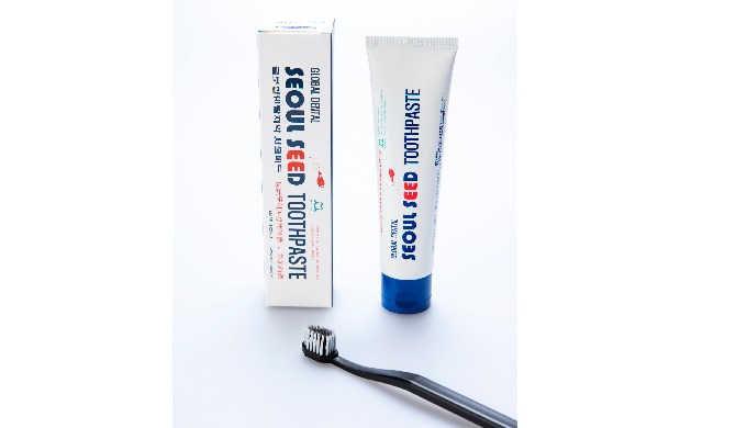 Global Dental Dentifrice Seoul semences