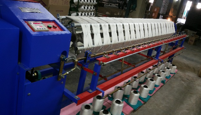 Manufacturer of a wide range of products which include Hank Yarn Reeling Machine, Automatic Yarn Dou...