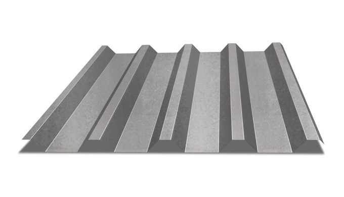 HORNVAL T55 - Trapezoidal sheet