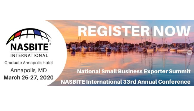 2020 NASBITE Annual Conference & 3rd Annual National Small Business Exporters Summit