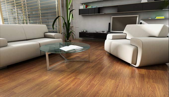 Vinyl floors, PVC floor coverings FATRA