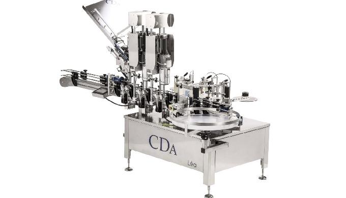 Conçue par la société CDA, la Léa est une étiqueteuse et une sertisseuse automatique permettant l'ét...