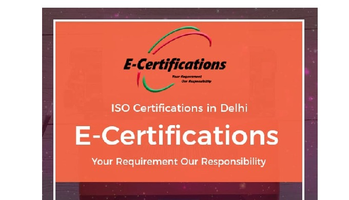 E-Certifications provides ISO Certifications in Delhi. Certifications we provide in Delhi To Keep on...